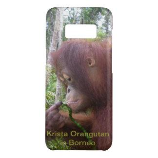 Animal Lover Orangutan Fan Case-Mate Samsung Galaxy S8 Case