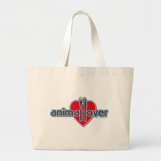 Animal Lover Canvas Bag