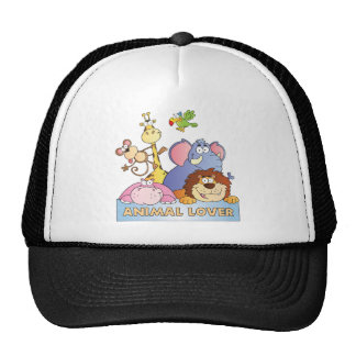 Animal Lover Trucker Hats