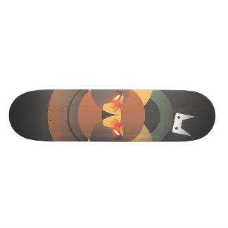 Animal Mechanics 20.6 Cm Skateboard Deck