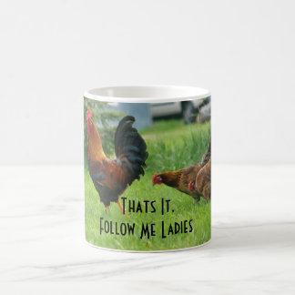 Animal Mug Thats It, Follow Me Ladies, TEYoung