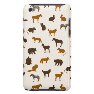 Animal pattern 1 iPod touch Case-Mate case