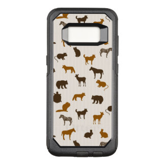 Animal pattern 1 OtterBox commuter samsung galaxy s8 case