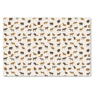 Animal pattern 1 tissue paper
