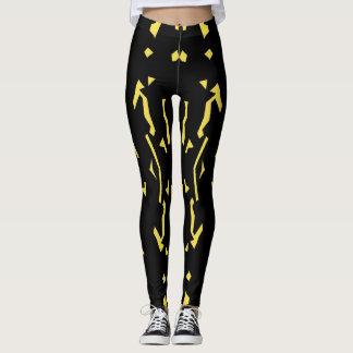 Animal Pattern#2 with Color Designer Legging