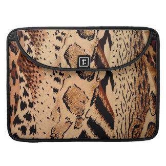 Animal Pattern Sleeve For MacBook Pro
