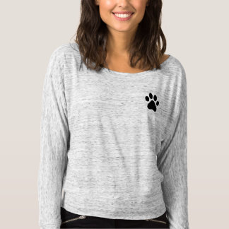 Animal Paw Print T-Shirt