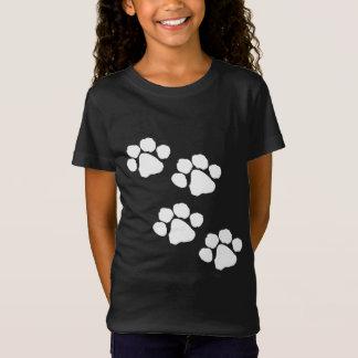 Animal Paw Prints T-Shirt