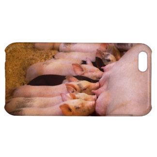 Animal - Pig - Comfort food iPhone 5C Case