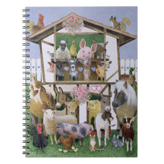 Animal Playhouse Notebooks