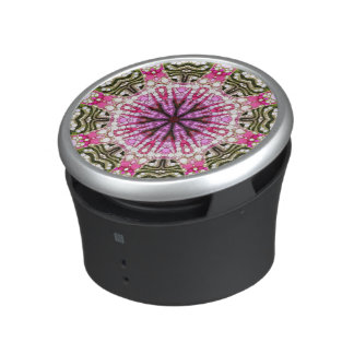 Animal Print Abstract Bumpster Speaker