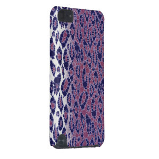 Animal Print Abstract iPod Touch 5G Cases