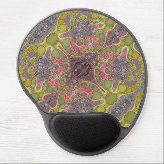 Animal Print Abstract Gel Mousepad