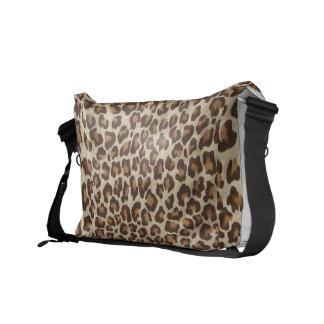 Animal Print Bag Messenger Bags
