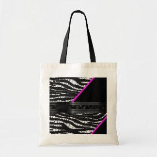 Animal Print Budget Tote Bag