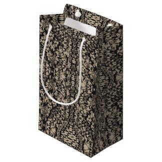 Animal Print Camo Pattern Small Gift Bag