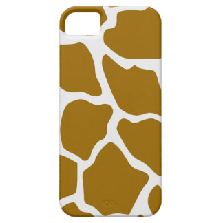 Animal print giraffe barely there iPhone 5 case