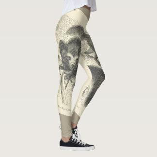 animal print leggings 1