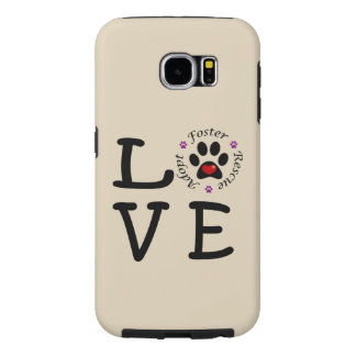 Animal Rescue Love Samsung Galaxy S6