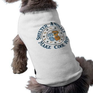Animal Rescue Support Pet Tee Shirt
