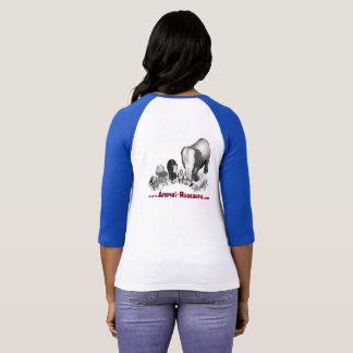 Animal Rescuers Save Planet Wild Animals T-Shirt