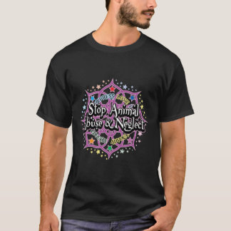 Animal Rights Lotus T-Shirt