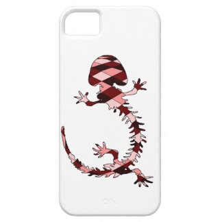 animal skeleton barely there iPhone 5 case