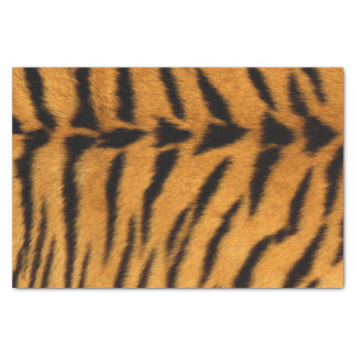 Animal Skin Brown Safari Tigre Minimal VIP Small Tissue Paper