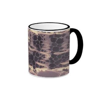 Animal skin mugs