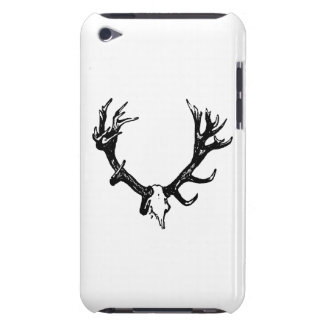 Animal Skull Illustration Barely There iPod Cases