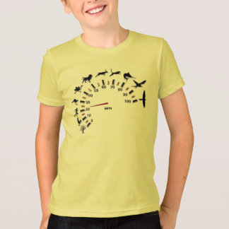 Animal speedometer T-Shirt