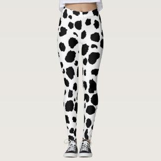 Animal spots leggings