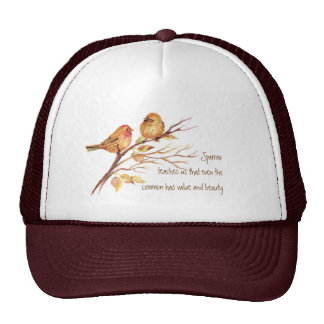 Animal Totem, Spiritual, Inspiration Encouragement Cap