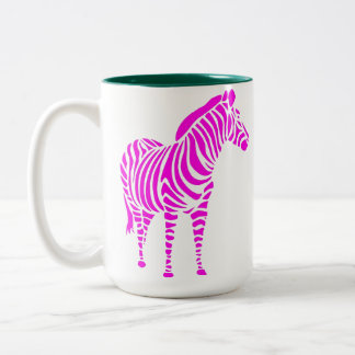 animal touch zebra Africa zoo kindermitive child Mug
