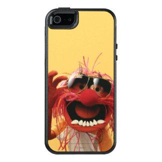 Animal wearing sunglasses OtterBox iPhone 5/5s/SE case