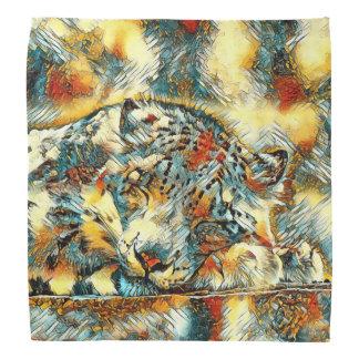 AnimalArt_Leopard_20170605_by_JAMColors Bandana