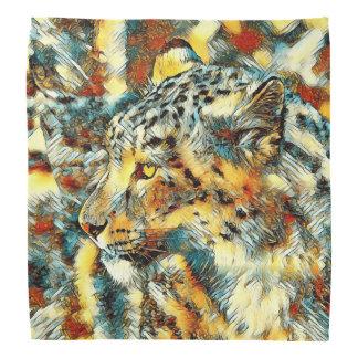 AnimalArt_Leopard_20170606_by_JAMColors Bandana