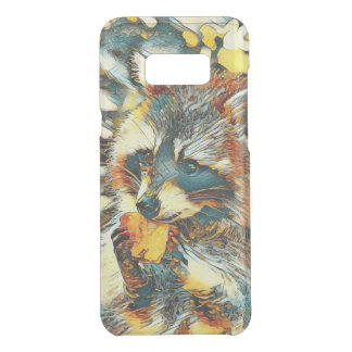 AnimalArt_Raccoon_20170601_by_JAMColors Get Uncommon Samsung Galaxy S8 Plus Case