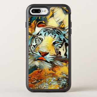 AnimalArt_Tiger_20170603_by_JAMColors OtterBox Symmetry iPhone 8 Plus/7 Plus Case