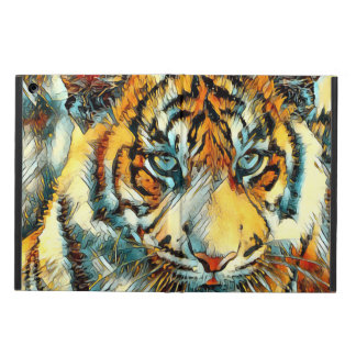 AnimalArt_Tiger_20170611_by_JAMColors Case For iPad Air