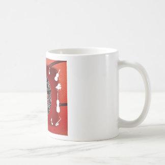 ANIMALIA MUSIC BACK CUSTOMIZABLE PRODUCTS COFFEE MUGS