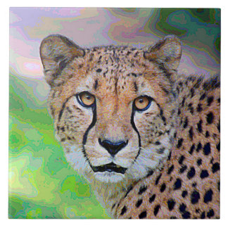 AnimalPaint_Cheetah_20171201_by_JAMColors Tile