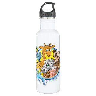 Animals 2 All Together - my liberty bottle 710 Ml Water Bottle