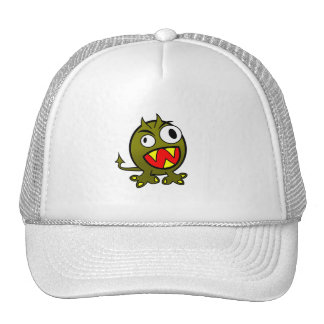 animals-34050  animals baby monkey mad green icon cap