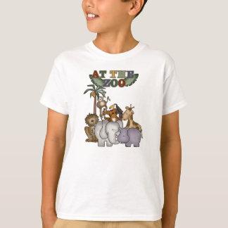Animals At the Zoo T-Shirt