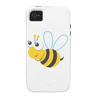 Animals - Bee Vibe iPhone 4 Cover