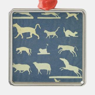 Animals Christmas Tree Ornaments