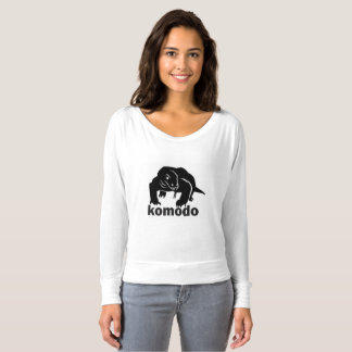 animals komodo shirt