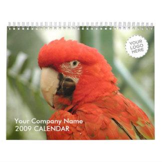 Animals & Nature Wall Calendar