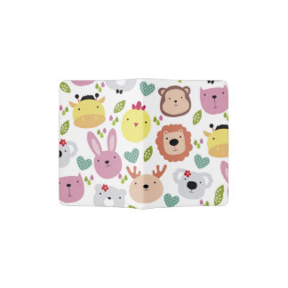 Animals Passport Holder